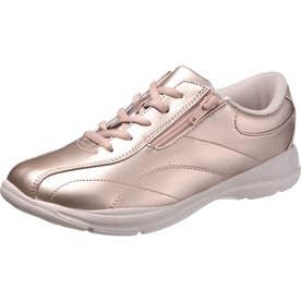 女性用スニーカー アサヒL511 婦人靴 レディース (ピンク)