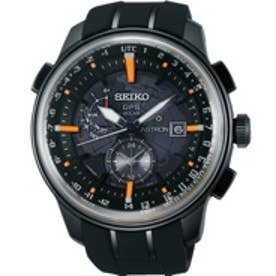 SEIKO ソーラーGPS衛星電波修正 ボックス型 サファイアガラス 内面無反射コーティング 腕時計 国産 メンズ SBXA035【返品不可商品】