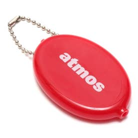 RUBBER COIN CASE (RED)