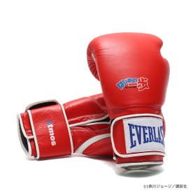 はじめの一歩 x EVERLAST x GLOVE (RED)