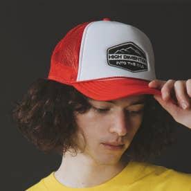 HIGH DEMENTION MASH CAP (RED)
