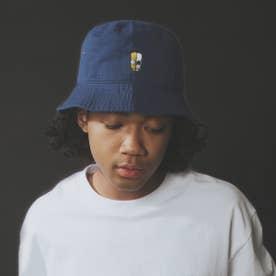THE SIMPSONS x SECRET BASE x BART BUCKET HAT (BLUE)