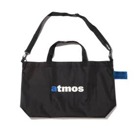 ATMOS SHOPPING BAG×SHIBUKURO (BLACK)