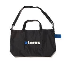 ATMOS SHOPPING BAG×SHIBUKURO (BLACK)