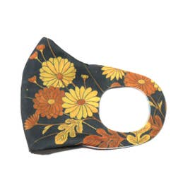 atmosxThree Tides Tattoo HORIHIRO KIKU MASK 【返品不可商品】 (YELLOW)
