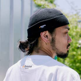 x GIANTS FONT WATCH CAP (BLACK)