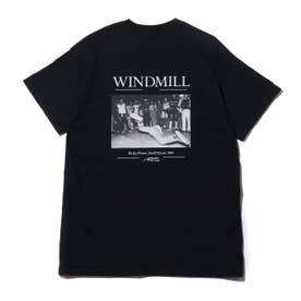 ARTIS WINDMILL TEE (BLACK)