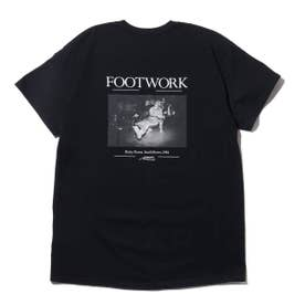 ARTIS FOOTWORK TEE (BLACK)