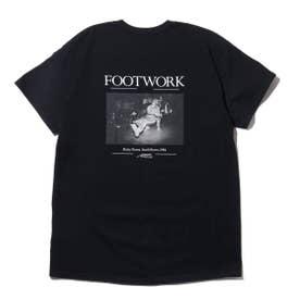 ARTIS FOOTWORK TEE (BLACK)