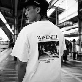 ARTIS WINDMILL TEE (WHITE)