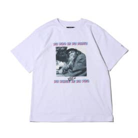ARTIS CHI SNOOP DOG T-SHIRT (WHITE)