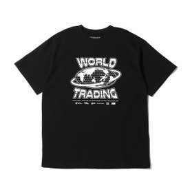 WORLD TRADING TEE (BLACK)