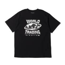 WORLD TRADING TEE (BLACK)