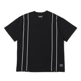 Flatseamer switch tee (BLACK)