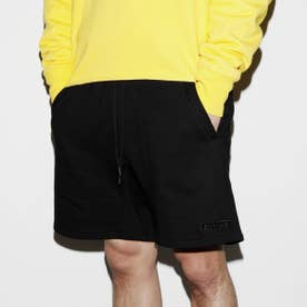 SWEAT SARROUEL SHORT (BLACK)