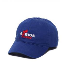 x FC TOKYO T-LOGO 6PANEL CAP (BLUE)