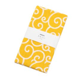 Japanese towel (YELLOW)