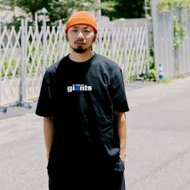 x GIANTS FONT TEE (BLACK)