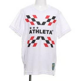 ジュニア サッカー/フットサル 半袖シャツ メッシュTシャツ 03324J