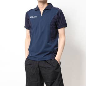 メンズ サッカー/フットサル 半袖シャツ プラクティスジャガードメッシュシャツ REI-1089