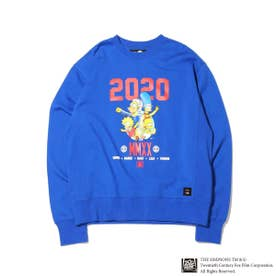 x THE SIMPSONS 2020 FAMILY CRE (ROYAL)
