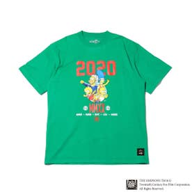 x THE SIMPSONS 2020 FAMILY TEE (KELLY)