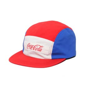 COCA-COLA BY PANEL CAMP CAP (RED)