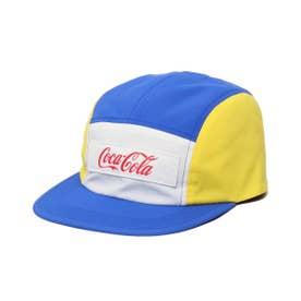 COCA-COLA BY PANEL CAMP CAP (YELLOW)