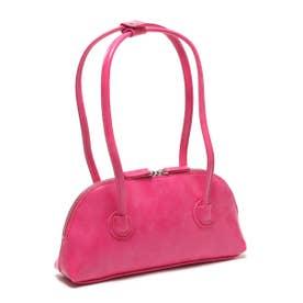 カラーハンドバッグ (PINK)