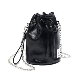 YURIMOS SO ME POUCH (BLACK)