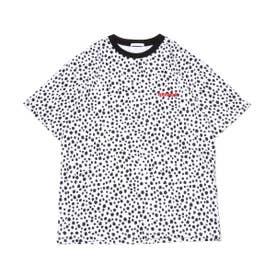 ダルメシアン ロゴTシャツ (WHITE)