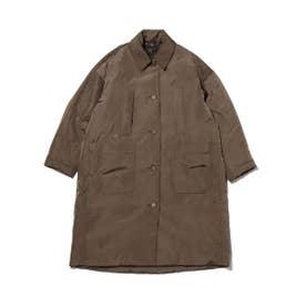 中綿ポケットコート (GRAY)