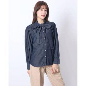 デニムボウタイシャツ (ONEW-NAVY)