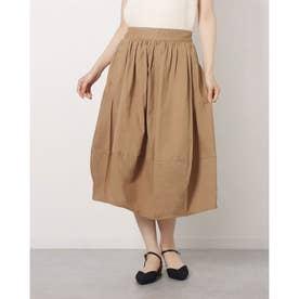 ツイルバルーンスカート (BEIGE)
