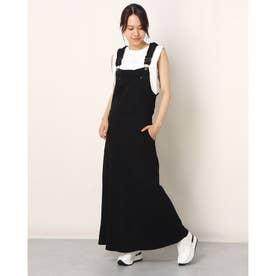 サロペットスカート (BLACK)