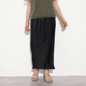 ギラギラプリーツスカート(ブラック)