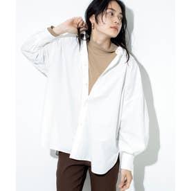 BIGドレスシャツ (ホワイト)