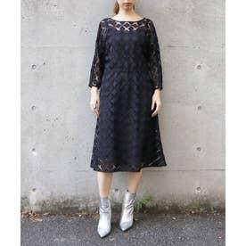 レースドレス (ブラック)