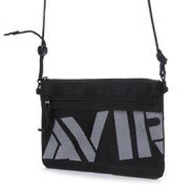 【AVIREX】サコッシュ (ブラック)