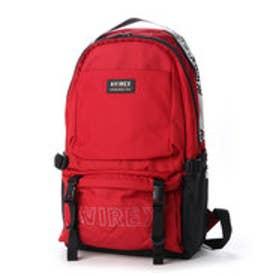 デイパック (red)
