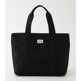 CANVAS TOTE BAG BLK