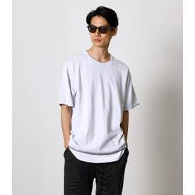 MINI FLEECE TEE/ミニフリースTシャツ O/WHT