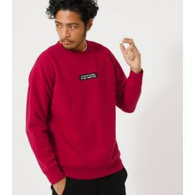 BOX MESSAGE C/N L/S TOPS L/RED1