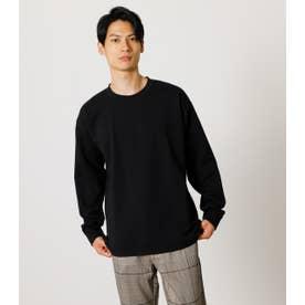 TACK JAQUARD LOOSE LONG TEE/タックジャガードルーズロングTシャツ