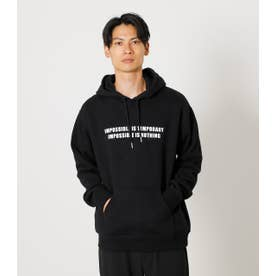 IMPOSSIBLE HOODIES BLK