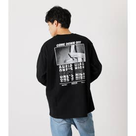 ONE'S HIGH LONG TEE BLK