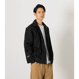 PADDED COACH JACKET BLK