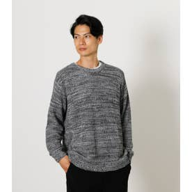 KEY KNITTING PULLOVER KNIT GRY