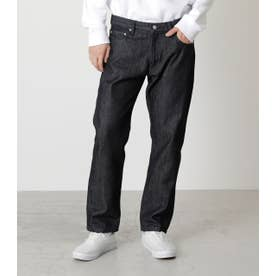 RIGID DENIM STRAIGHT One Wash1