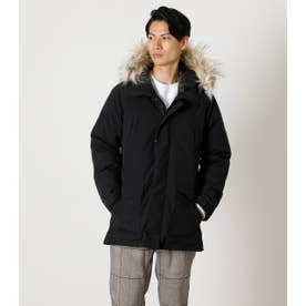 ALLIED DOWN PARKA COAT BLK